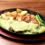 肉バル ジラソーレ - 鶏肉のソテー〜香草マヨネーズ〜