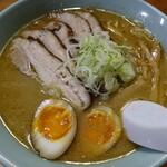 千寿 - チャーシュー麺(味そ)(1100円)