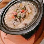 """ランプ - ◆牡蠣のクリームシチュー""""ヴァンブランソース"""""""