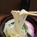 和食処 五島 - 麺 リフト