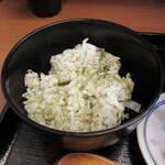 和食処 五島 - まぜご飯