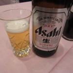 レストラン西櫻亭 - ビール