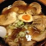 ラーメン ほくしん - がんこチャーシューメン(945円)