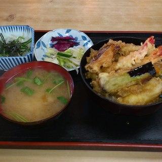 天ぷら天萩