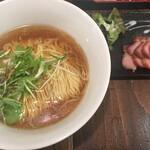 122460776 - チャーシュー湯麺(900円)