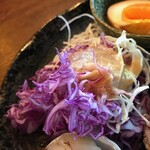 串かつ ゑびす - サラダ