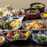黄金の角煮と奄美焼酎90種 奄んちゅ - 奄んちゅ宴会コース
