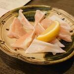 蕎麦 の澤 - 若鶏なんこつ