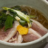 Fujino - 料理写真:鴨なんば