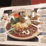 Cafe 豆うさぎ - 美味しい食べ方