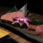 新宿 焼肉ブルズ - 和牛ハラミ・シャトーブリアン