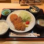 とんかつ・串揚げ 冨岳 - 2019 チキンカツ