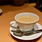 HARIO CAFE - カフェオレ(HOT)@900円
