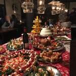 旅荘山のひだや - 料理写真:クリスマスディナー