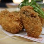 菜な - 牡蠣フライ御膳