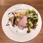 Meat & Wine イタリアンバールDari - 前菜&サラダ