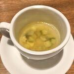 Meat & Wine イタリアンバールDari - スープ