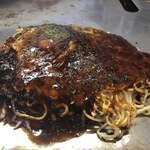 古川食堂 - 料理写真:府中焼き