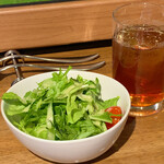 OSTERIA udagawa - サラダ