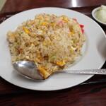 美代志食堂 - 料理写真:チャーハン