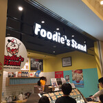 Foodie's Stand -