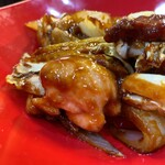 鶏焼肉と鶏料理 鶏'sすたいる - みそ炒め