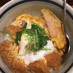 122484657 - 元祖かつ丼(1100円税込)