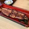たばこや - 料理写真:【うなぎ蒲焼定食 2,250円】臭みもなく、ふんわり焼きあがってます♪