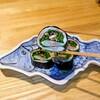 大町おかめや - 料理写真:鰯の海苔巻き