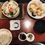博多 弁天堂 - 選べる定食1280円+税