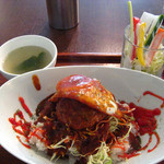 DECO - ロコモコ丼