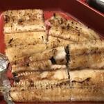 竹林亭 - 料理写真:白焼き