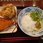 讃岐釜揚げうどん 小麦屋 - 料理写真: