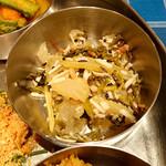 東西香味咖喱商会 - セロリのトーレン