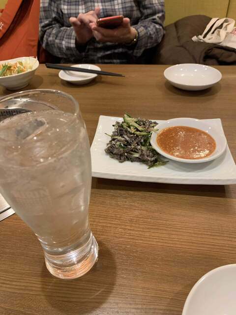 熙楽苑 日暮里店の料理の写真