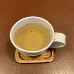 ジャム cafe 可鈴 - 【食後のドリンク】クーリー(レモングラス系のハーブティー)