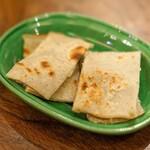 麻布 幸村 - 蕎麦粉のガレット