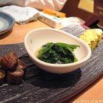 日本海庄や - よしおのNEWタクドラ日記-宴会コース 1