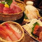 日本海庄や - よしおのNEWタクドラ日記-宴会コース 2