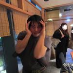 京都ぎをん 八咫 - またこの日は店員の「じゅんちゃん」が宴会を仕切ってくれ楽しい一日を過ごさせていただきました。