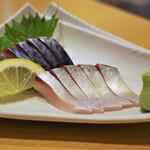 海幸 - 鯖刺身