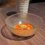 焼肉レストラン ロインズ - チャンジャ