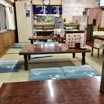 美代志食堂 - 座敷