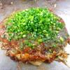 お好み焼いずみ広島風 - 料理写真:「2 お好み焼き 肉・玉子・そば」(税別787円)+「生ネギ」(税別139円)