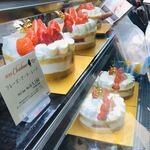 ファウンドリー - クリスマスケーキ2019☆在庫はもうこの一種類のみ!
