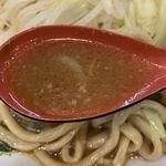 ぶっ豚 - 【2019.12.6】豚骨微乳化スープ。