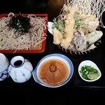 そば処 武山 - 料理写真:
