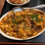 中国料理 興隆園 - 四川風麻婆豆腐