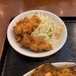 中国料理 興隆園 - 揚げ物(サラダ付)