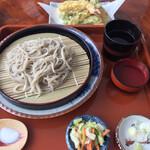 蕎麦乃家 - 料理写真:もりそば